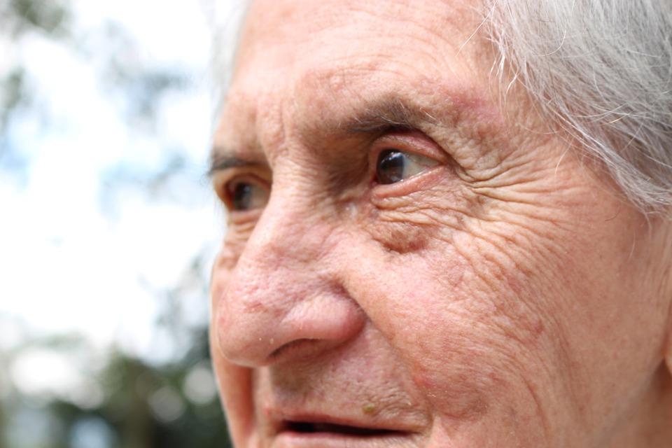 Face, Old, Portrait, Faces, Elderly Woman, Women, Look