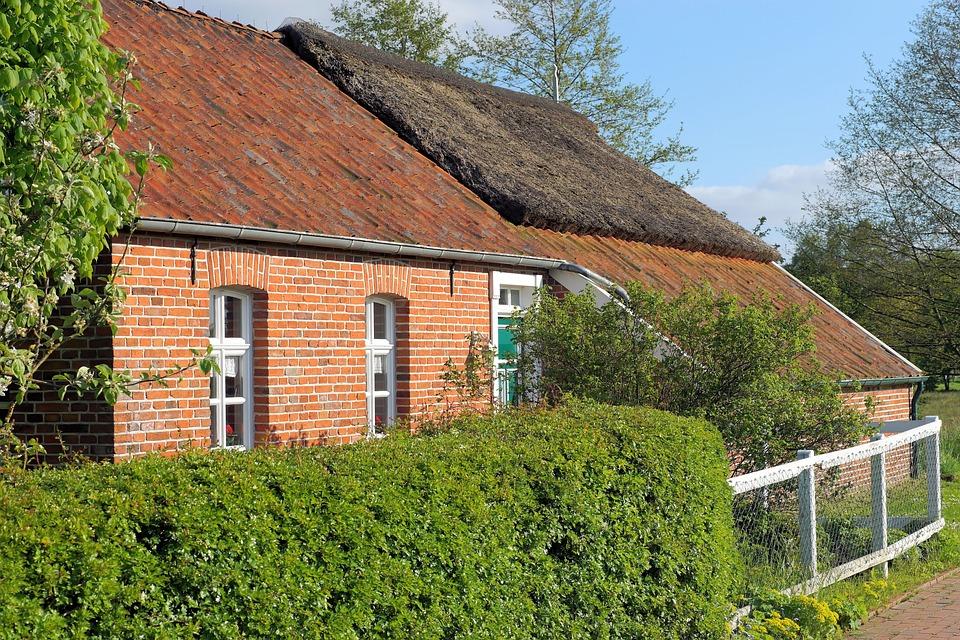 East Frisia, Fehnhaus, Old, Old Fehnhaus