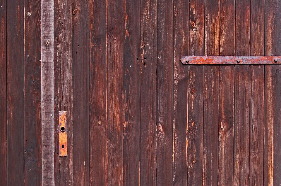 Door, Goal, Barn Door, Old Gate, Wooden Gate, Input