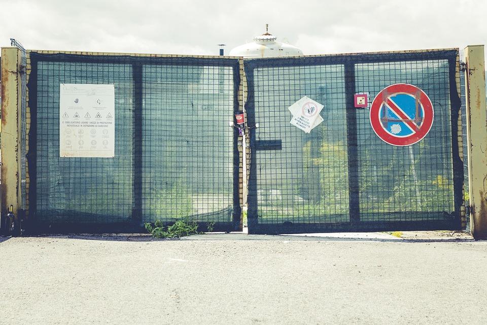 Goal, Input, Old, Old Gate, Iron Gate, Door, Metal