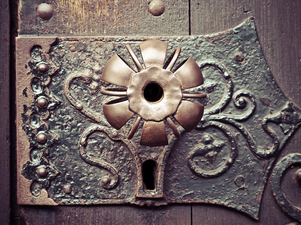 Free photo Old Handle Door Handle Door Lock Door Metal - Max Pixel