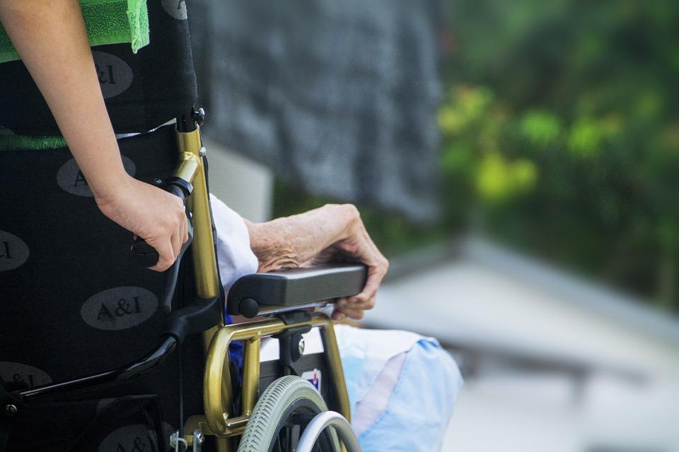 Hospice, Care, Elderly, Old, Healthcare, Help, Nurse