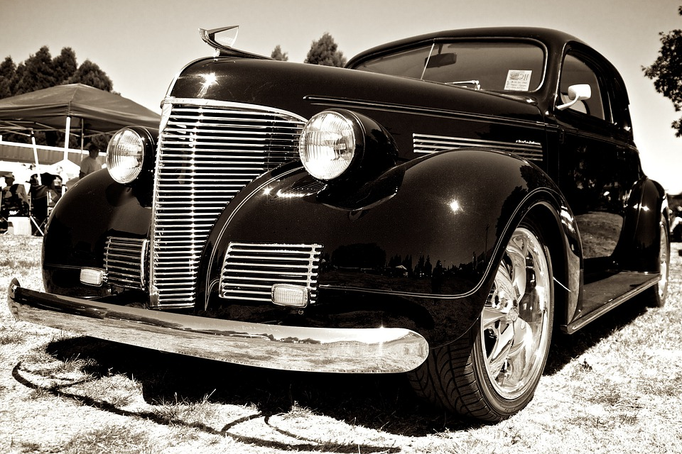 Free photo Old Hotrods Cars Roadsters Custom Muscle Drag - Max Pixel