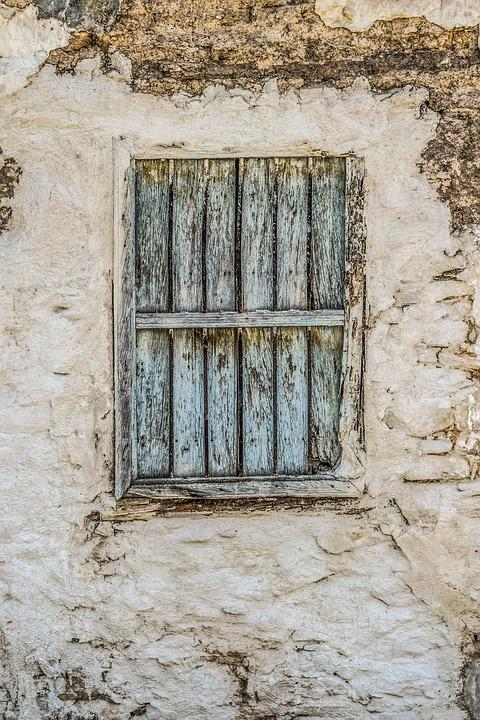 Window, Wall, Old House, Abandoned, Decay, Ruin, Aged