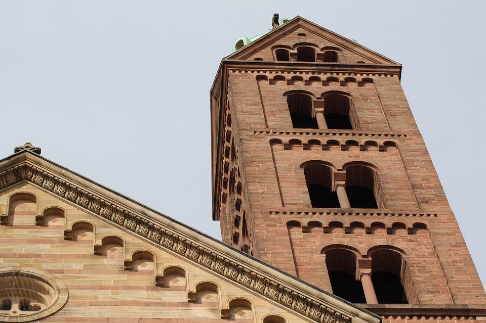 Dom, Speyer, Kaiser Dom, Architecture, Old, Building