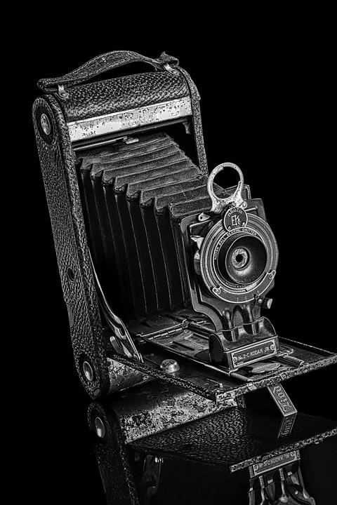 Camera, Kodak, Photography, Old, Vintage, Classic