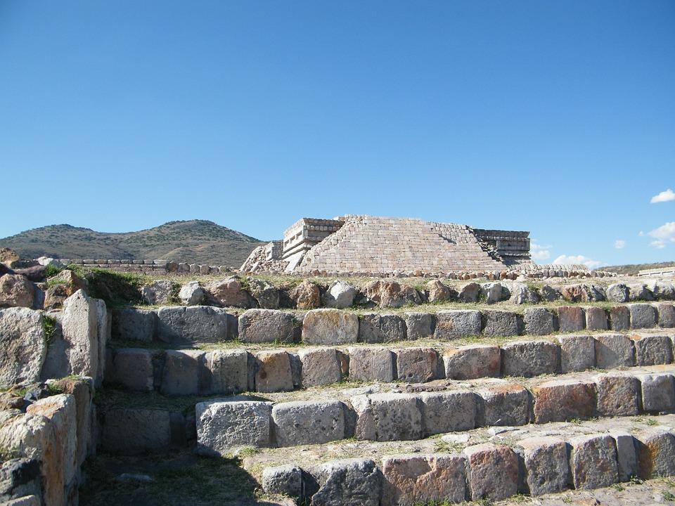 Ladder, Mexico, Old, Prehispanic