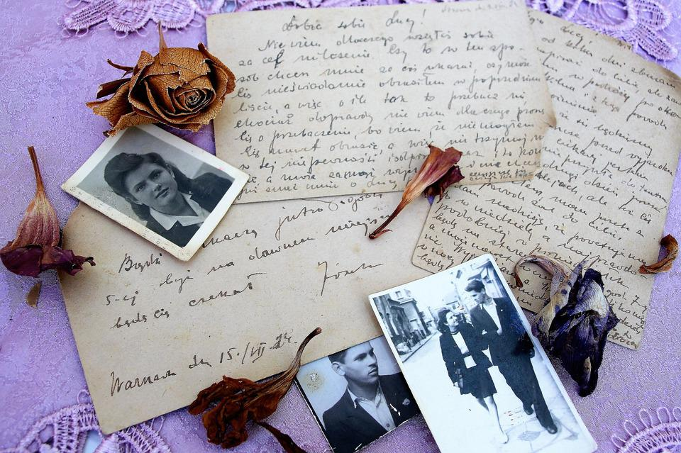 Old Letter, Paper, Document, Old, Letter, Photos