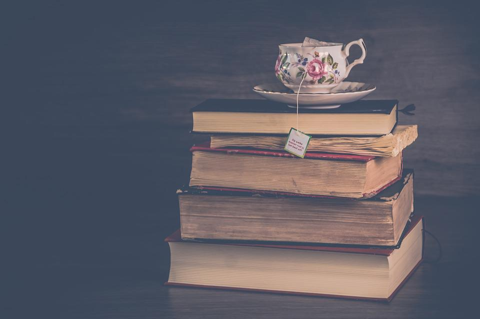 Literature, Library, Knowledge, Education, Vintage, Old