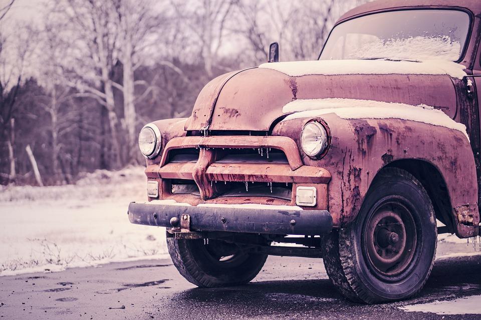 Truck, Lorry, Vintage, Car, Vehicle, Old, Oldtimer