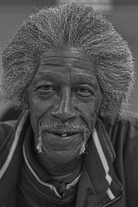 Face, Old Man, Portrait, Head, Male Elderly, Human