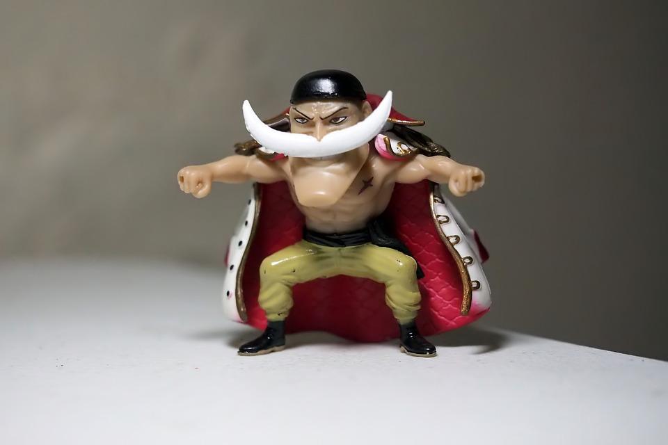Old, Man, Adult, Elderly, Toy, Figurine, Japanese