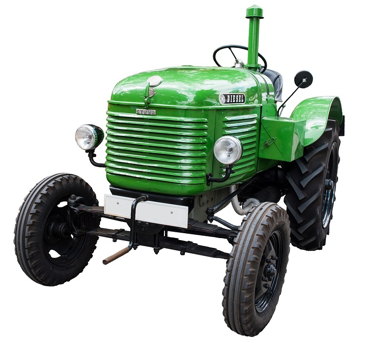 Tractor, Old, Oldtimer, Tractors, Agriculture, Vehicle