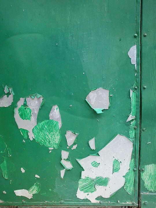 Old Paint, Flaking, Old Wood, Wood, Old, Paint, Wall