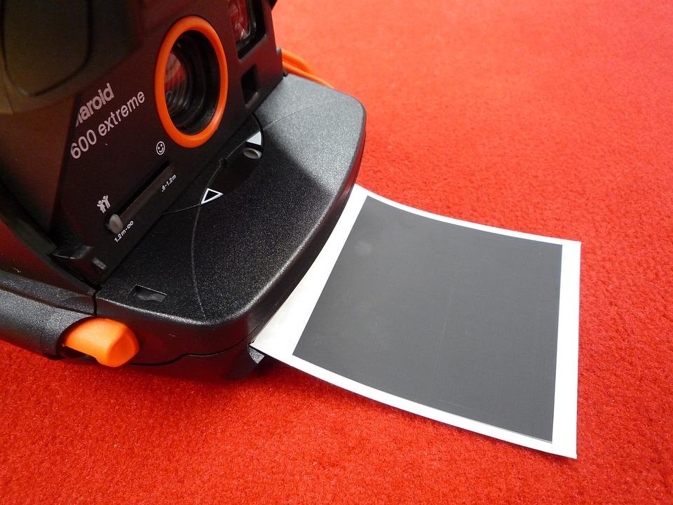 Polaroid, Photo, Image, Camera, Photography, Old, Retro
