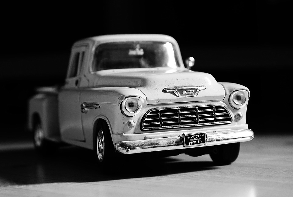 Free photo Old Pickup Collecting Veteran Car Chevrolet Toy - Max Pixel