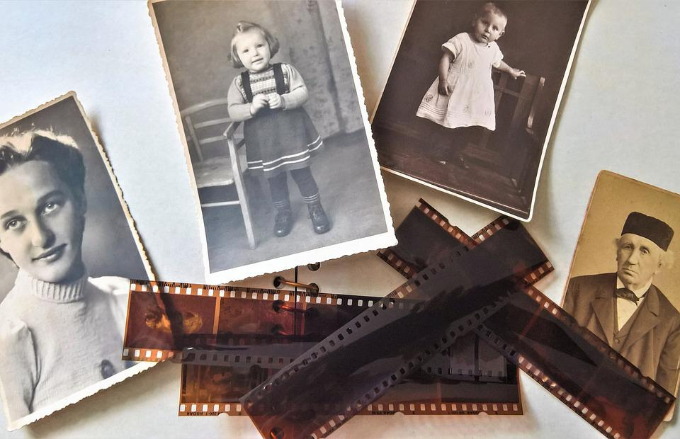 Photo Album, Photos, Old Pictures, Photo Collection