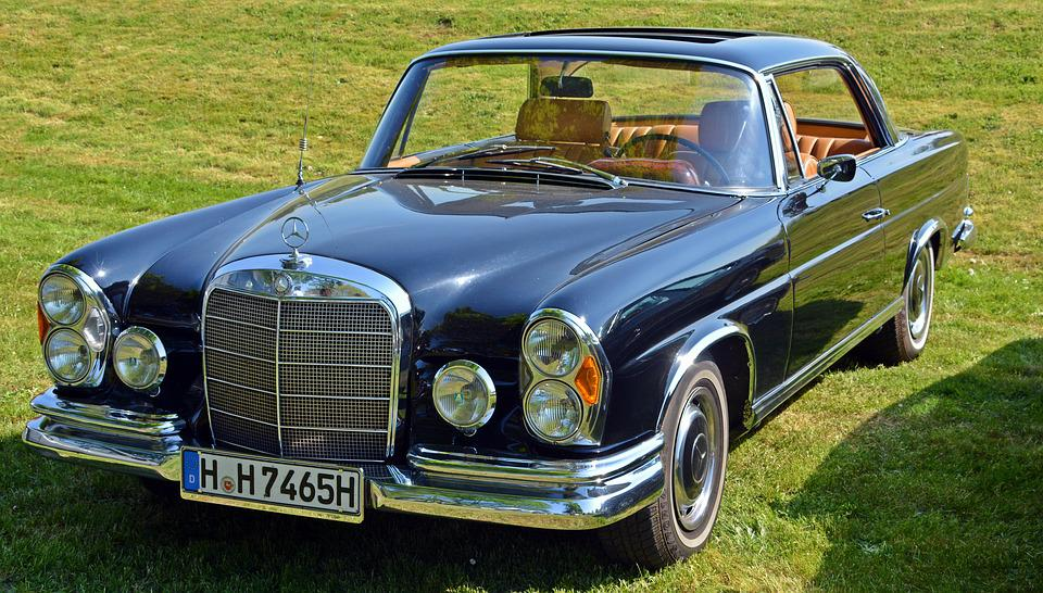 Oldtimer, Mercedes, Auto, Old, Classic, Pkw, Old Car