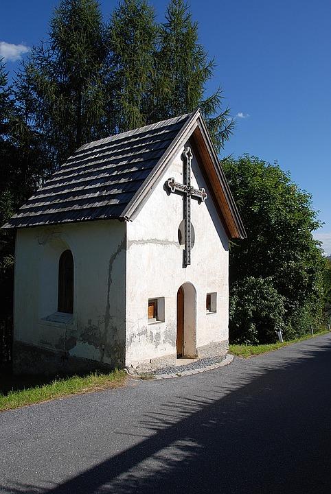 Chapel, Catholic, Religion, Tyrol, Old