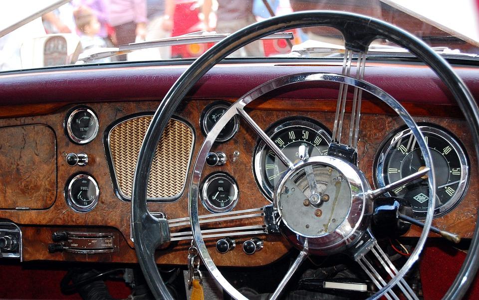 Free photo Old Retro Design Automobile Car Vehicle Vintage - Max Pixel