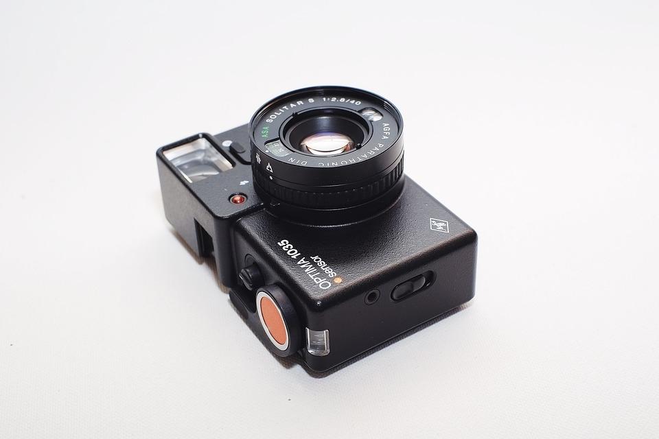 Camera, Analog, Film, Photography, Retro, Vintage, Old