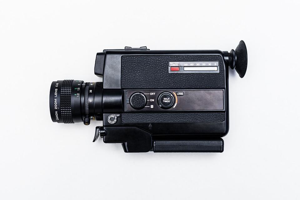 Camera, Old, Vintage, Retro, Photography, Photographer