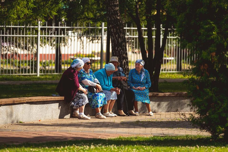 Pensioner, Old, Senior, Elderly, Grandma, Woman