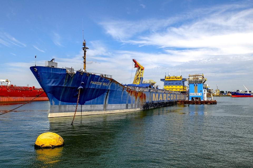 Vessel, Boat, Ship, Old, Wreck, Harbour, Port, Marine