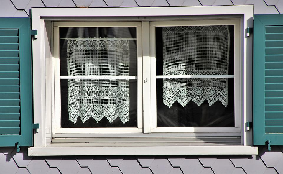 Window, Old, Shutters, Window Sill, Window Frames
