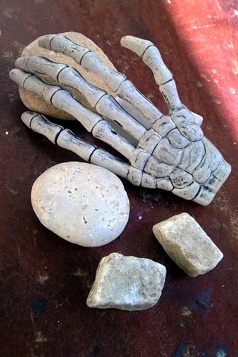 Age, Old, Stone, Hand, Senior, Woman, Person, Elderly