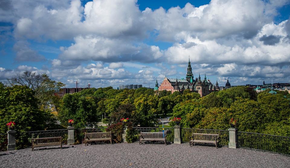 Sweden, Stockholm, Castle, Scandinavia, Europe, Old