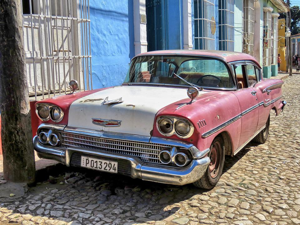 Free photo Old Timer Auto Car Chevrolet Old Cars The Vehicle - Max Pixel