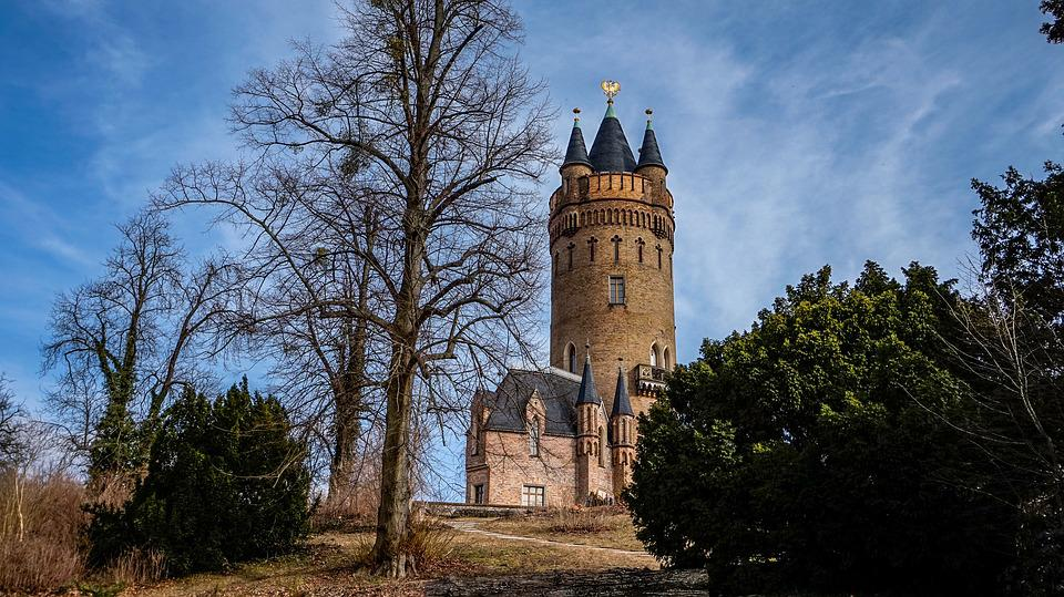 Architecture, Old, Tower, Castle, Potsdam