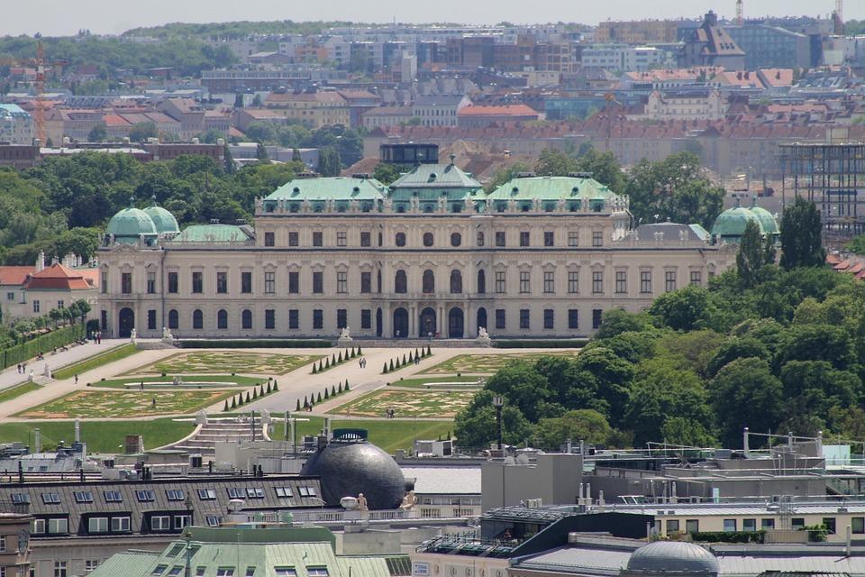 Vienna, Outlook, Old Town, Historically, Austria, City