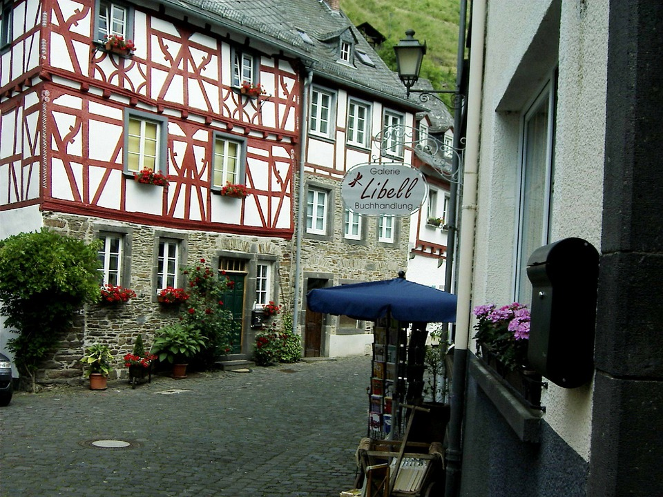 Monreal, Eifel, Middle Ages, City, Old Town, Historical