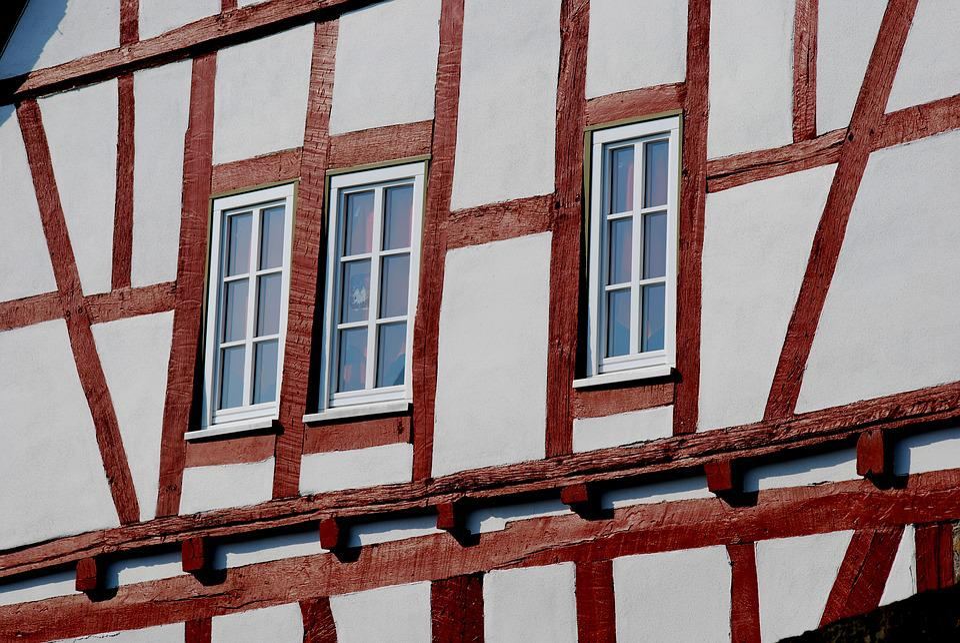 Truss, Old Town, Fachwerkhaus, Facade