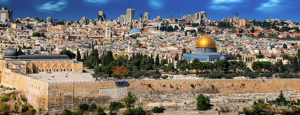 Jerusalem, Israel, Old Town, The Jewish Quarter, Wall