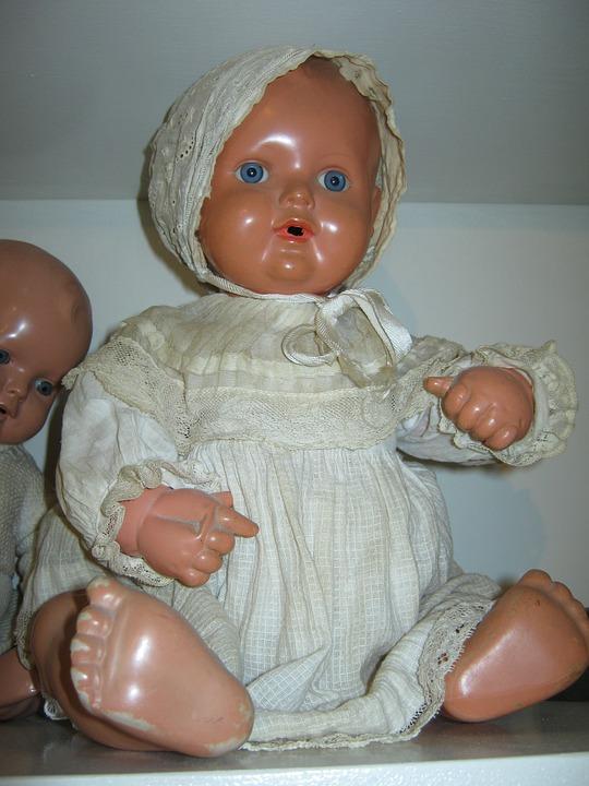 Old Toys, Pop, Child