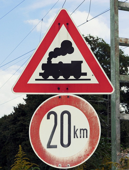 Old Traffic Signs, Ungated Transitional