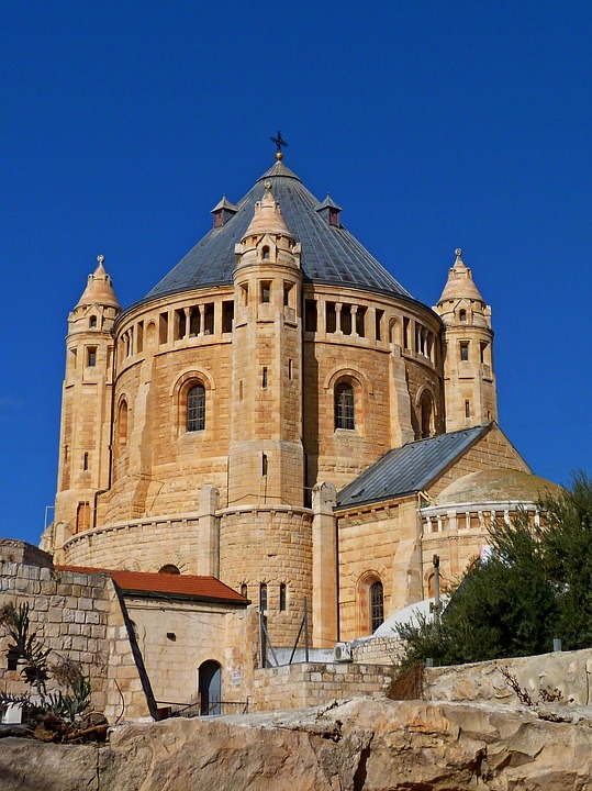 Architecture, Old, Travel, Religion, Building, Church