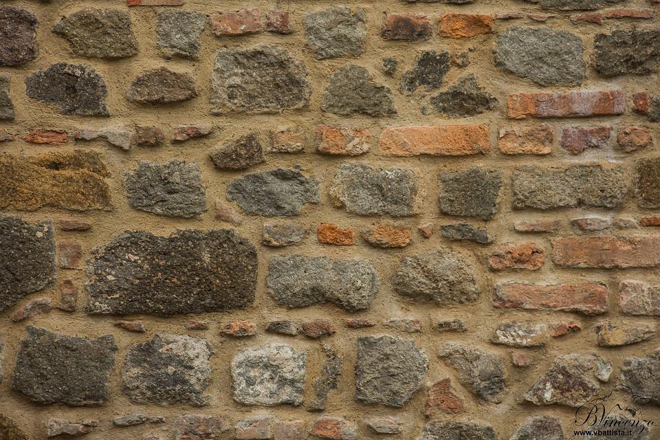 free photo old wall urban wall brick bricks texture plaster max pixel