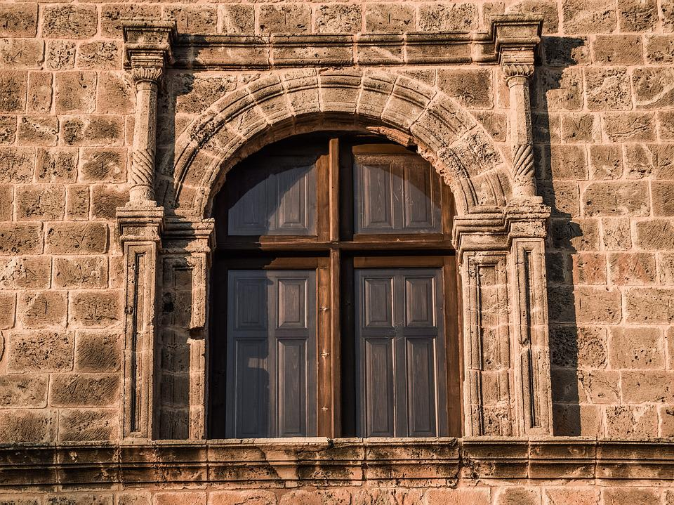 Window, Architecture, Medieval, Old, Arch, Building