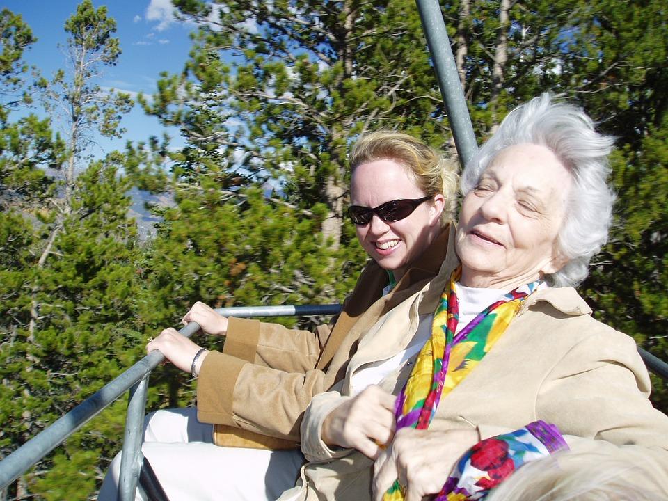 Grandma, Woman, Old, Senior, People, Grandmother