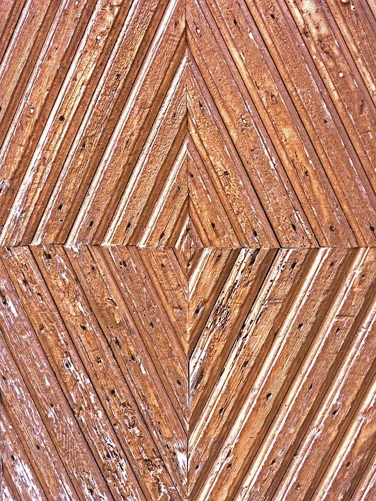 Texture, Background, Wood, Slats, Diamond, Old Wood