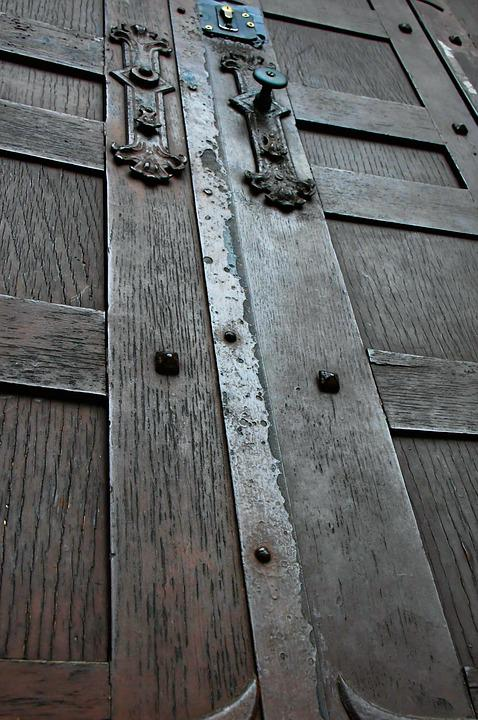 Wood, Old Wood, Wooden Door, Background, Structure, Old