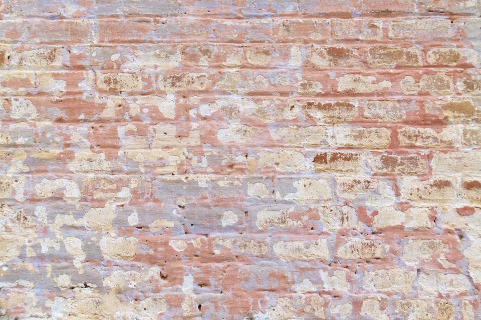 Bricks, Background, Texture, Grunge, Old, Worn, Stone