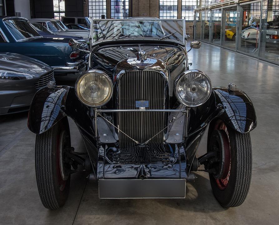 Auto, Lagonda, Oldtimer, Classic, Vehicle