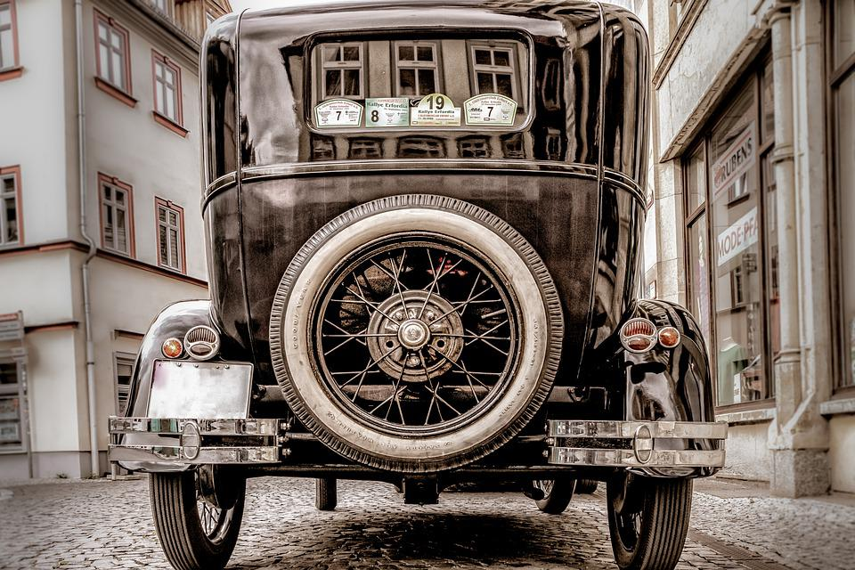 Oldtimer, Auto, Passengers Cars, Technology, Vehicle