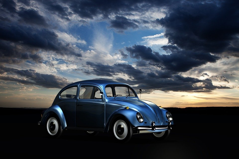 Volkswagen, Auto, Historically, Vw, Oldtimer, Vehicle