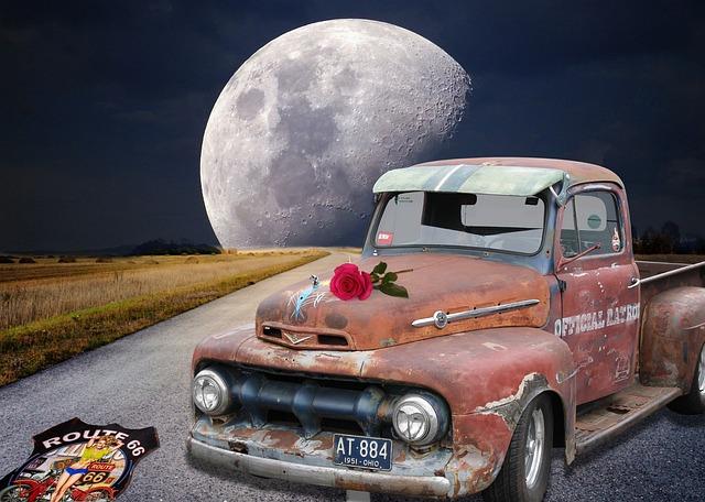 Oldtimer, Old Car, Classic, Automotive